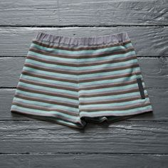 Boys striped shorts from thegoodones.com