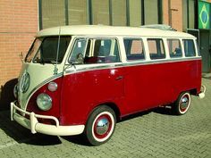 VW T1 1972 KOMBI BUS. My dream vehicle