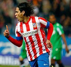 Radamel Falcao // Atletico Madrid