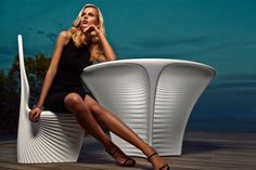Biophlia collection by Ross Lovegrove for Vondom