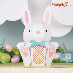 Free Gift – Bunny Hop SVG Kit – $6.99 Value | SVGCuts.com Blog