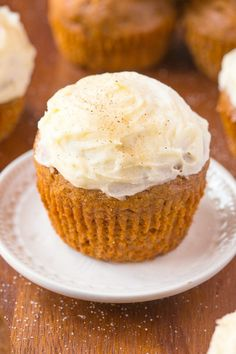 Healthy Flourless BLENDER Sweet Potato Muffins- Light, fluffy, and made in one bowl, these moist protein packed muffins are made with NO sugar, NO butter, NO oil and NO grains/flour but 100% delicious- Freezer and kid friendly too! {vegan, gluten free, paleo recipe}- thebigmansworld.com