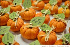wedding-pumpkin-escort-cards-unique-idea.jpg 720×500 pixels