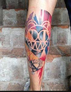 2-3 radiohead tattoos