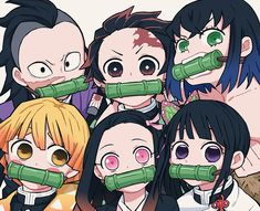 Demon Slayer: Kimetsu No Yaiba manga online Manga Art, Manga Anime, Anime Art, Demon Slayer, Slayer Anime, Anime Angel, Anime Demon, Anime Lindo, Fanarts Anime