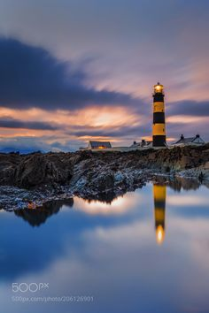 St Johns Point Lighthouse by kroker