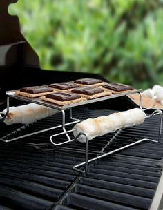 S'mores Grilling Rack <3