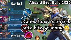 Build Alucard Tersakit 2020!! Gendong Bocil Lagi Ngambek - Alucard Best ... Alucard Mobile Legends, Best Build, Bang Bang, Building, Youtube, Legends, Buildings, Youtubers, Construction