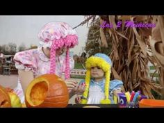 Diviertete #Escarbando y #Decorando #Calabazas junto a Las 2 Muñecas - YouTube #pumpkins #carvepumpkins #muñecas #kids #halloween #parenting #fun #niños