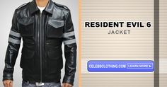 Best deal on #ResidentEvil6 #Leon Jacket now far from just one click.