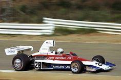 1975 GP Brazylii (Mark Donohue) Penske PC1 - Ford