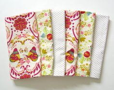 Cloth Napkins  Set of 6  Dinner Table Wedding by ClearSkyHome, $27.00