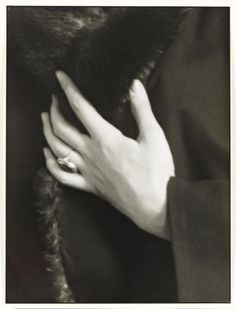 August Sander 'Studien - Der Mensch [Hands of a Tenor]', c. 1928, printed 1990 © Die Photographische Sammlung/SK Stiftung Kultur - August Sander Archiv, Cologne; DACS, London, 2015.