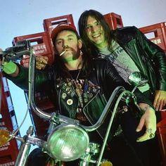 Lemmy Kilmister/Wurzel