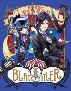 Black Butler: Book of Circus,