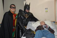 Real Life Batman, Known For Visiting Sick Kids, Killed In Maryland Car Accident - BuzzFeed News