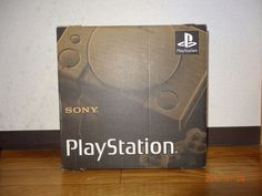 PlayStation SPCH-1000  SONY PS-1 Japan Console Box FREE SHIPPING  | eBay