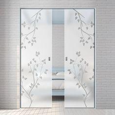 Glass Pocket Doors – Page 11 Glass Pocket Doors, Sliding Glass Door, The Doors, Living Room Mirrors, Natural Light, Creative Design, Layering, Hardware, Contemporary
