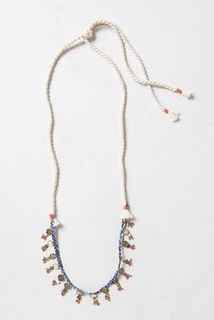 Bijouterie Layering Necklace, Anthropologie