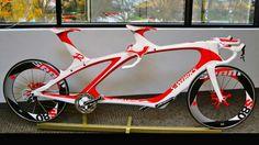 Mine and Catherine's new bike!