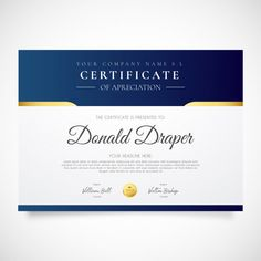 Elegant Certificate Templates Free 9 - Best Templates Ideas For You Certificate Model, Certificate Of Participation Template, Certificate Design Template, Certificate Frames, Printable Certificates, Flyer Template, Make Business Cards, Beauty Business Cards, Business Card Design