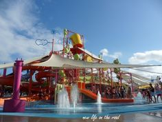 Dreamworld, Gold Coast  Kids Welcome
