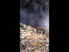 Hiker Catches Volcano's Eruption On Video, And Is Overtaken By Ash. #volcano #ontake #japan #eruption