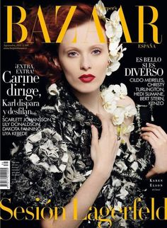 Harper's Bazaar Spain September 2013