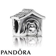 Pandora Dog House Charm 79710 #jewelrydesign