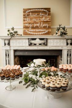Dessert Table & Sign