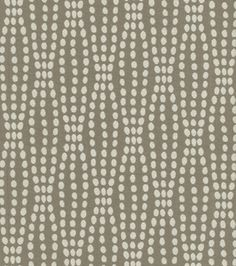 $25/yd Upholstery Fabric- Waverly - Strands Sterling