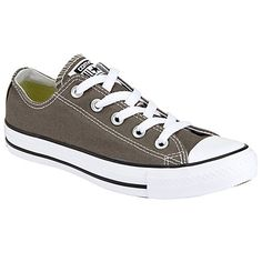 8f7cd83c2c09d3 Converse Chuck Taylor All Star Canvas Ox Low-Top Trainers ( 70) ❤ liked