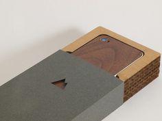 Monolith – Wood iPhone Panels