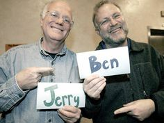 Ben and Jerry ask you to sign Bernie's petition