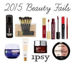 2015 Beauty Fails