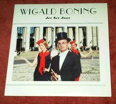 Wigald Boning Jet Set Jazz Promo CD #ebay #uniqbeats