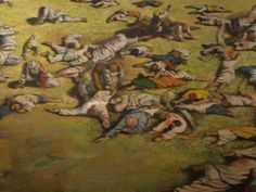 American Indians History: The Miami Indian Massacre of General St. Claire - 700 Dead