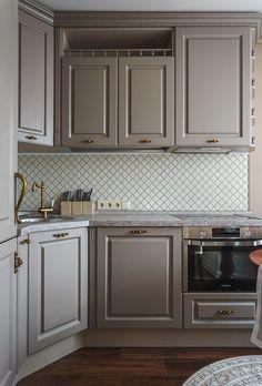 60 Kitchen Decor Trending This Summer - Interior Design Fans Interior Design Boards, Interior Design Kitchen, Kitchen Decor, Ikea Interior, Interior Paint, Le Logis, Living Room Remodel, Cuisines Design, Trendy Home