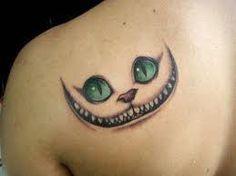 Alice in Wonderland   #literary tattoos
