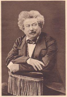 A very great Author Mr. Alexander Dumas