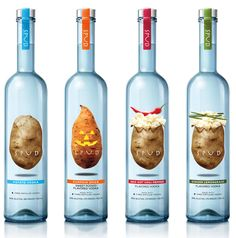 After a successful regional launch during the later part of 2012, Spud Potato Vodka (imported from Poland) rolled out nationally in the US and Canada in June. Spud Vodka is 100% all-natural gluten-free potato vodka distilled five times for a clean, smooth taste with a soft vanilla note. Spud was awarded 93 points from Wilford…