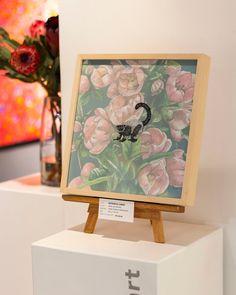 Small collectible art by ADELE VAN HEERDEN. Art Gallery selling original artwork online. Adele, Lemur, Online Art Gallery, Contemporary Artists, Decorative Boxes, Van, African, Artwork, Home Decor