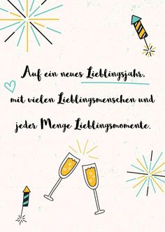 free New Year greetings to print & give away! – Quotes World