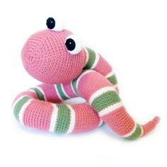 vivorita a crochet