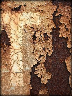 Best Tips for Painting with Textured Paint Arte Yin Yang, Art Grunge, Art Texture, Peeling Paint, Rusty Metal, Foto Art, Art Abstrait, Rust Color, Abstract Photography