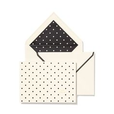 kate spade new york Note Card Set, Deco Dots
