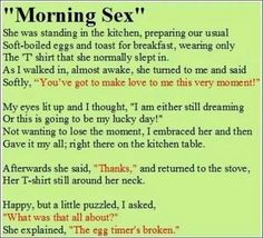 Bahahaha read this to David....he didn't laugh nearly as much as I did...ok he didn't laugh at all :-)lol