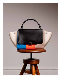 Celine trapeze | style lessons: the c¨¦line trapeze bag | Pinterest ...