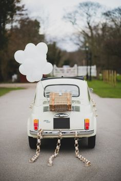 fiat 500 wedding - Buscar con Google