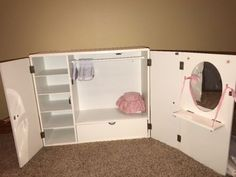American-Girl-Doll-Clothing-Armoire